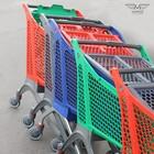 Пластиковая покупательская тележка — P175 Store Cruiser