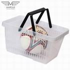 Покупательские корзины для супермаркета PLAST 22  invisible